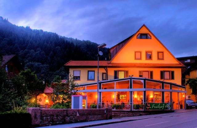 E-Bike Ladestation Oberharmersbach - Hotel Freihof ...