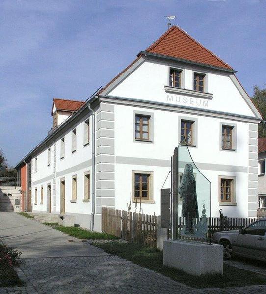 Doktor-Eisenbarth- und Stadtmuseum in Oberviechtach