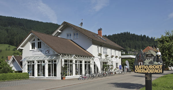 Radgeschäft Zweirad-Bächle in Oberwolfach