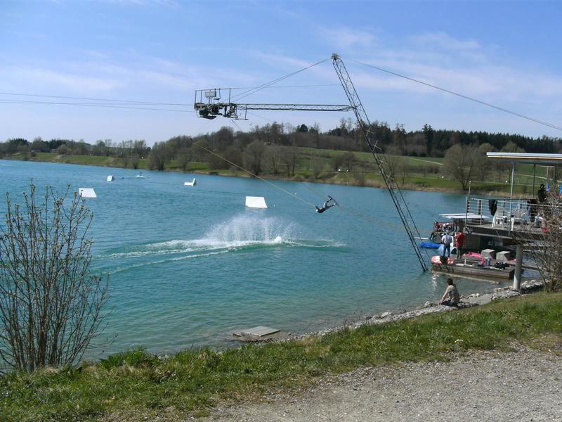Wasserpark Wackersdorf