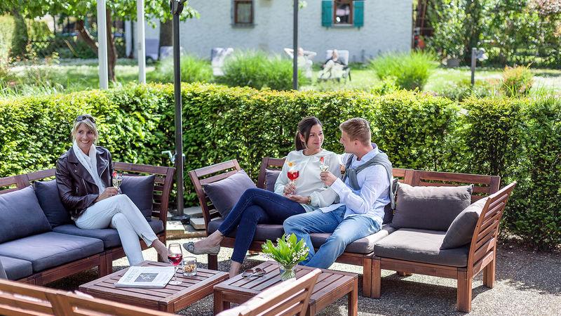ganter hotel restaurant mohren urlaubsland baden w rttemberg. Black Bedroom Furniture Sets. Home Design Ideas
