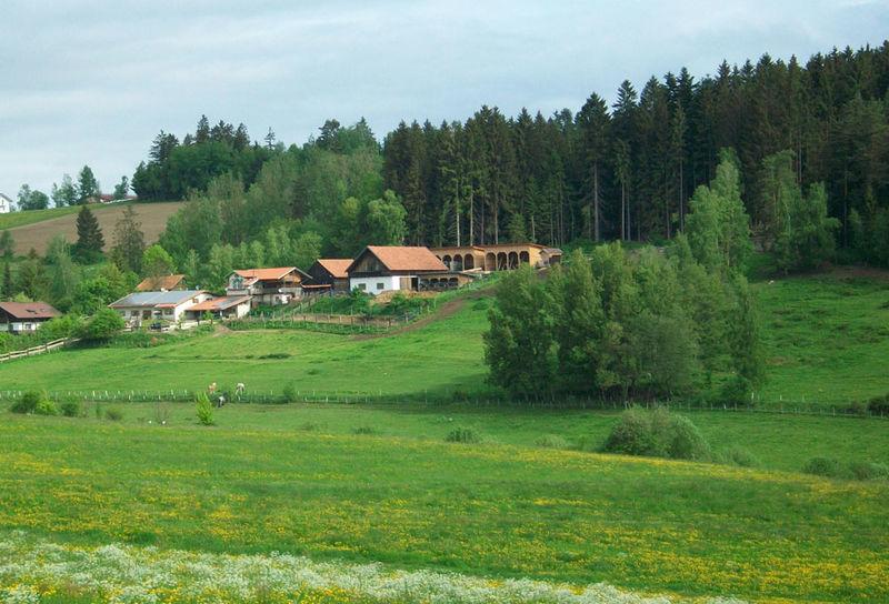 Tigerhill Ranch bei Rinchnach