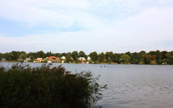 Kalksee in Rüdersdorf bei Berlin