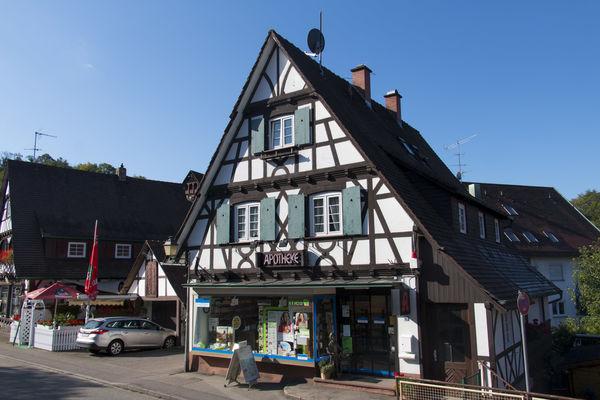 Hotel Restaurant Krone Waldbronn