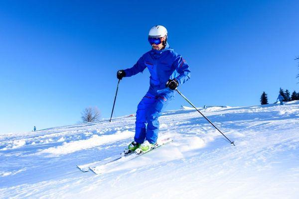 Das Schneevergügen am Rössle Skilift