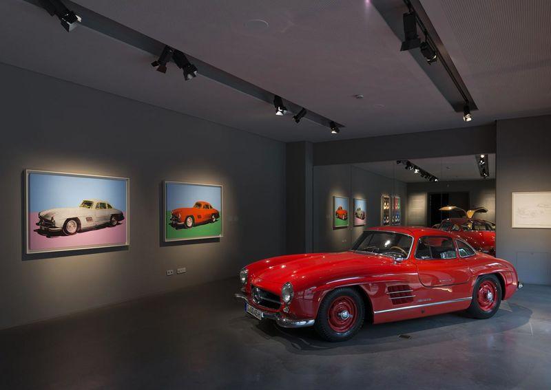 mac museum art cars urlaubsland baden w rttemberg. Black Bedroom Furniture Sets. Home Design Ideas