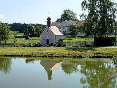 Dorfkapelle in Diebersried bei Stamsried