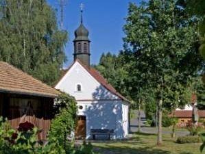 Dorfkapelle in Großenzenried bei Stamsried