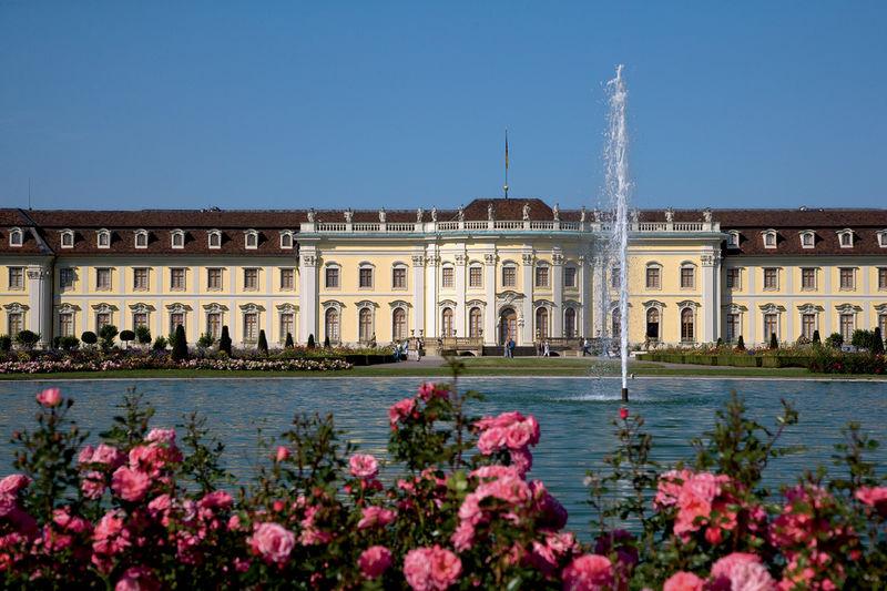 Schloss Ludwigsburg aussen