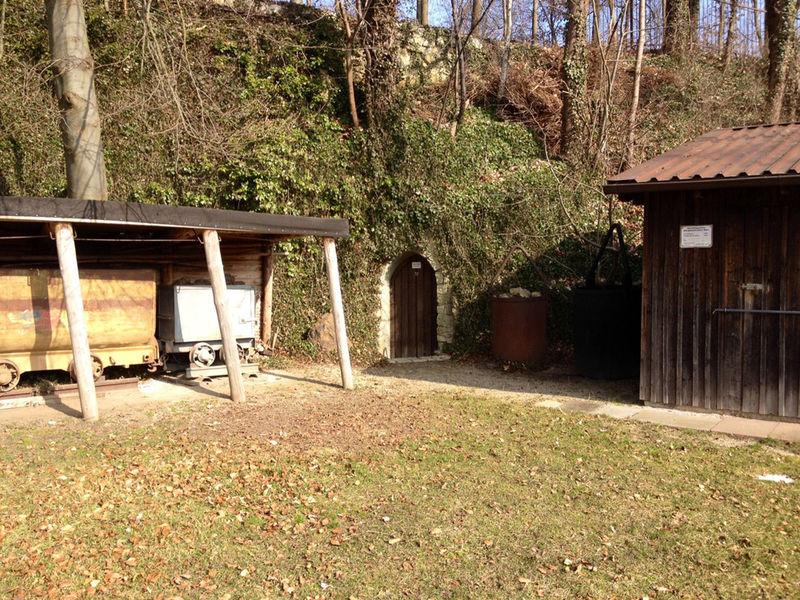 bergbau schaustollen max sulzbach rosenberg tourismusverband ostbayern e v. Black Bedroom Furniture Sets. Home Design Ideas