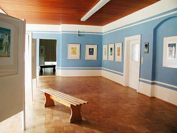 Ausstellung im Ludwig Gebhard Museum in Tiefenbach im Waldmünchner Urlaubsland