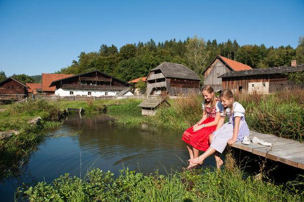 Eintauchen ins Museumsdorf Bayerischer Wald