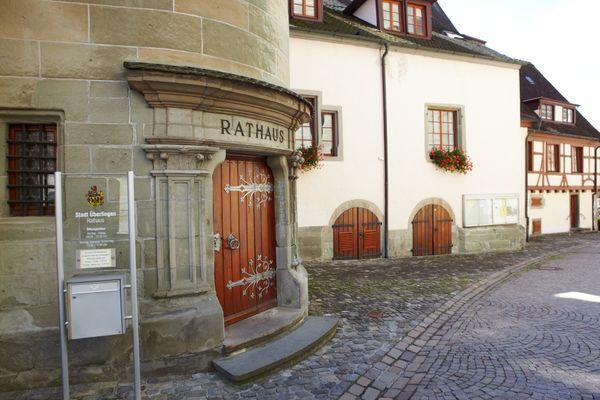 Rathaus Überlingen am Bodensee