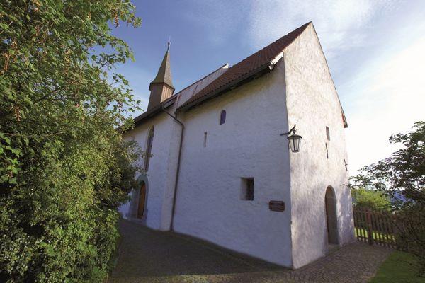 Sylvesterkapelle in Goldbach