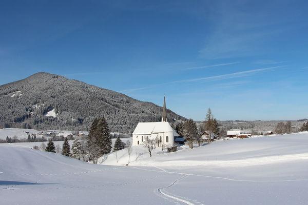 Kappelkirche im Winter