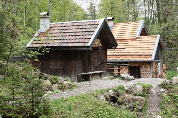 Schleifmühle Unterammergau