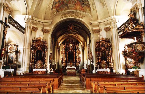 Kirche St. Ägidius, Vilseck