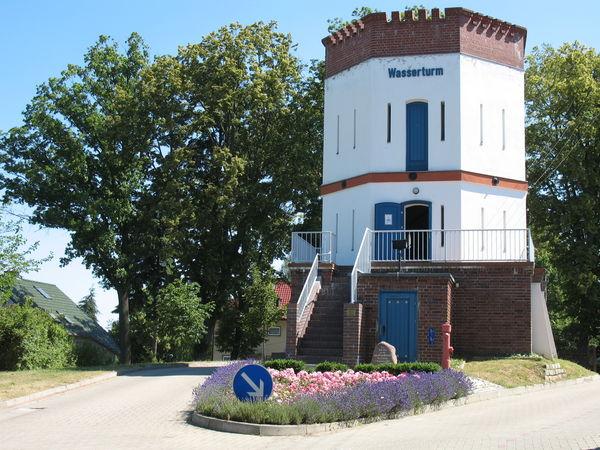 Wasserturm Waldsieversdorf
