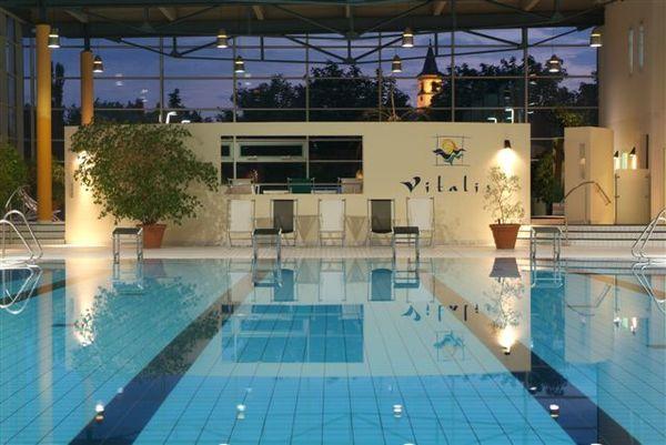 Attractions tourismus zentrale saarland gmbh for Pool splash koi bad homburg