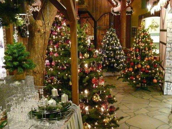 Weihnachtsdorf in der Dorotheenhütte Wolfach