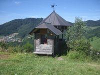 Pavillon auf dem Reutherberg