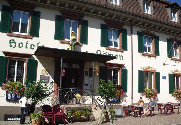 Hotel Löwen, Zell i.W.