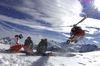 Heliskiing mit der Air Zermatt.