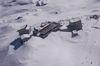 Zermatter Bergbahnstation Trockener Steg: im Winter das Schneesportparadies.