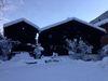 Grange et vieille maison de Zermatt: la maison Salzgeber.
