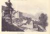 L'hôtel Riffelalp d'antan, sur les hauteurs de Zermatt: un thème historique de carte postale.