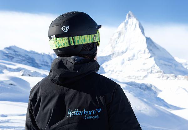 Matterhorn Diamonds Private Ski School, Zermatt: im Angesicht des Matterhorns Ski fahren lernen.