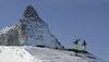 Matterhorn Diamonds Private Ski School, Zermatt: der Genuss des Skifahrens im Anblick des Matterhorns.