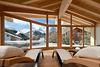 Spa mit Matterhornblick, Entspannung pur im Hotel Hemizeus, Zermatt.