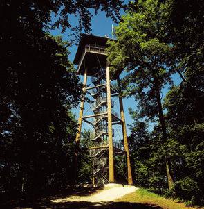 Aalbäumle - Aussichtsturm