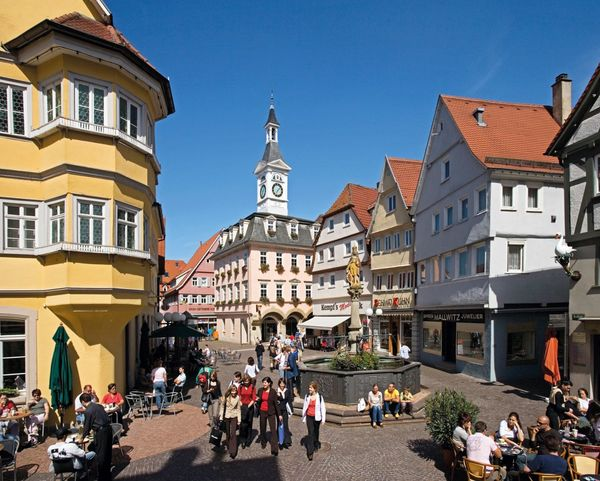 Aalen_Marktplatz