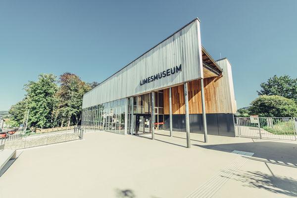 Limesmuseum in Aalen, Außenansicht