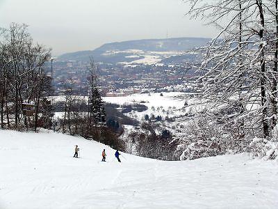 Skihang bei den Ostalbliften bei Aalen