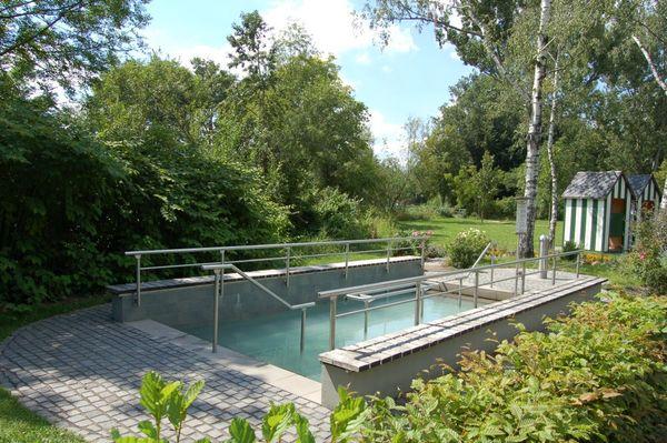 Kneipp-Anlage Abensberg im Hopfenland Hallertau