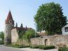 Maderturm mit Stadtmauer