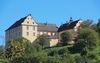 Das Schloss Untergröningen beherbergt den Kunstverein KISS und das Heimatmuseum.