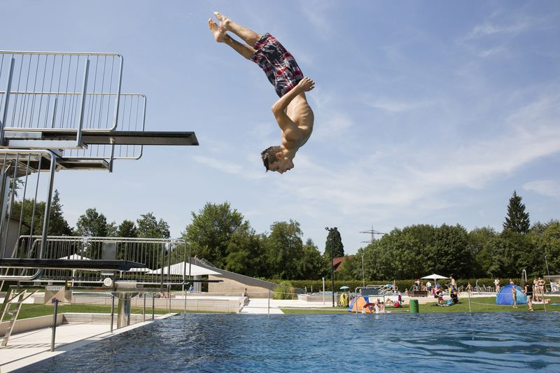 Schwimmbad Achern