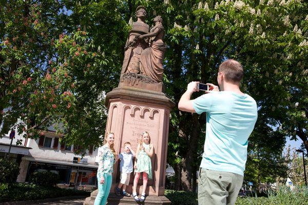 Leopold-Denkmal