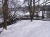 Winterstimmung an der Teisnach bei Achslach im ArberLand Bayerischer Wald