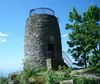 Aussichtsturm am Hirschenstein in der Gemeinde Achslach im Bayerischen Wald