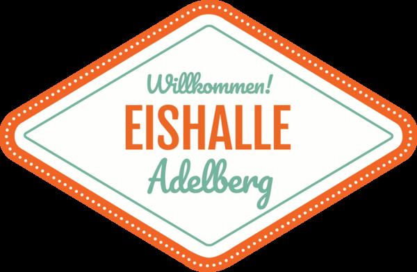 Eishalle Adelberg - Logo