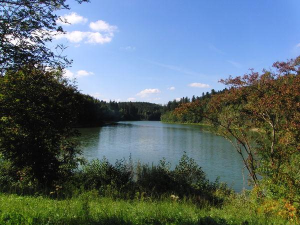 Herrenbachstausee bei Adelberg