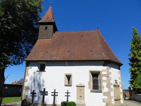 Kapelle St. Leonhard Adelmannsfelden