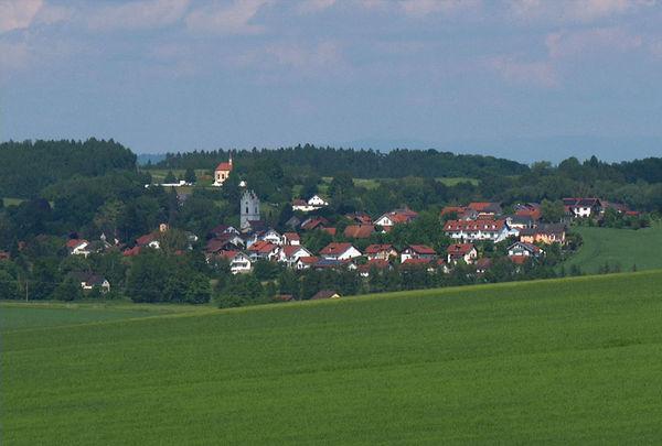 Aidenbach liegt idyllisch im Klosterwinkel