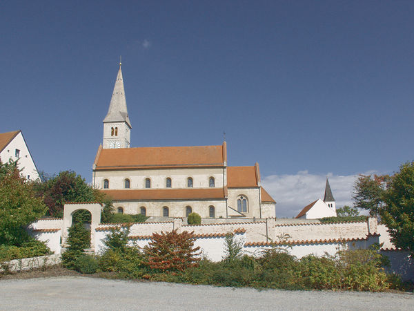 Die Kirche St. Margareta in Aiterhofen