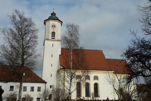 Pfarrkirche St. Nikolaus in Albaching